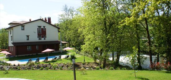 Hotel rural asturias un hotel en los picos de europa - Casa de campo asturias ...